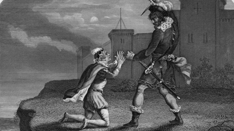 убийства Артура из Бретани