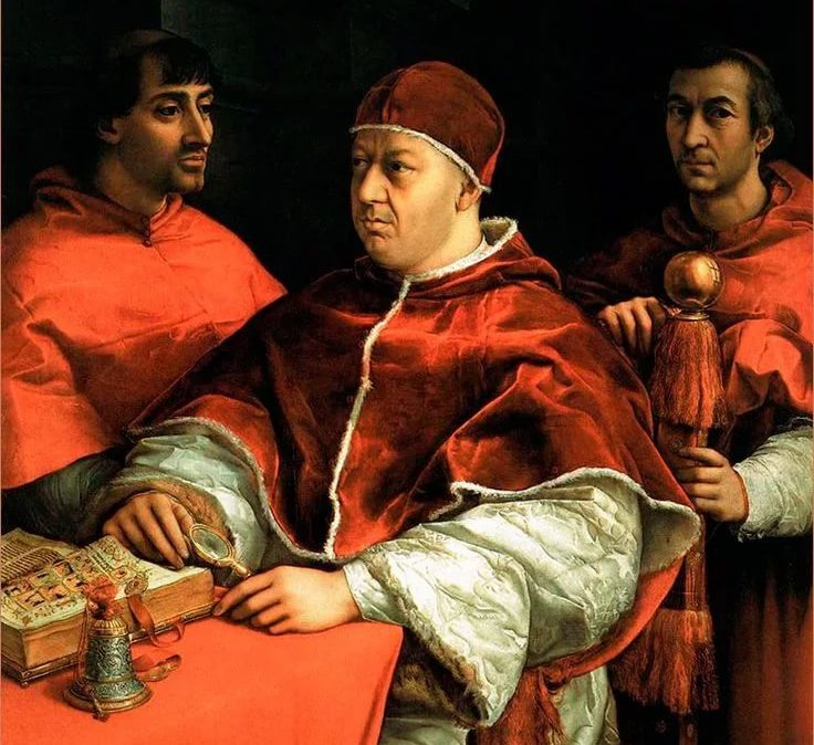 Папа Лев X