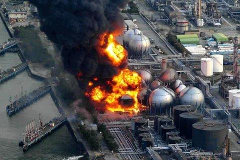 Япония, АЭС Фукусима-1