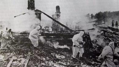 девятьсот дней блокады сражался на Урицком рубеже