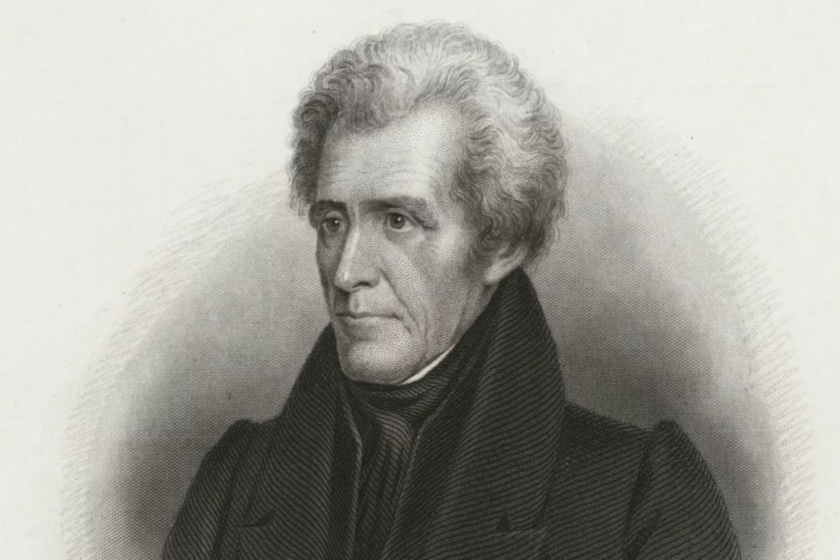Эндрю Джексон – 1835 год