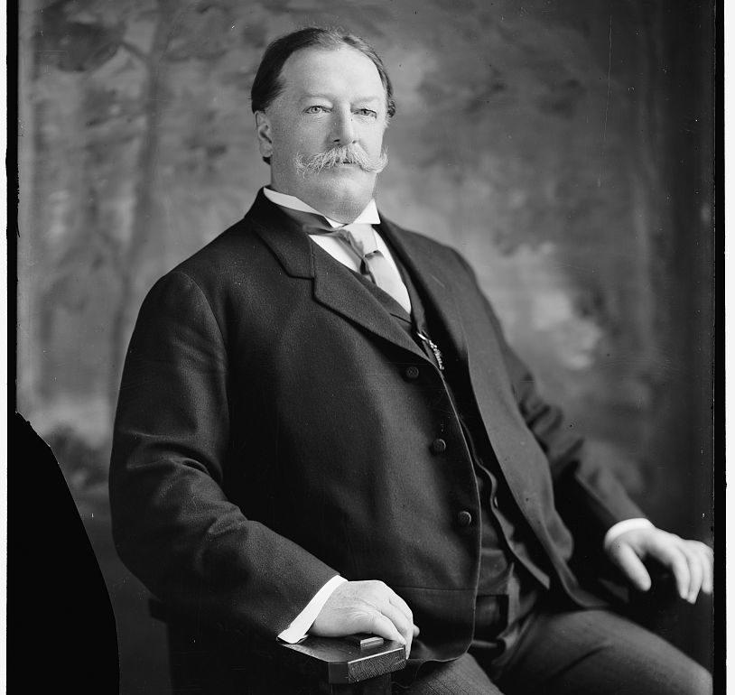 Уильям Говард Тафт – 1909 год