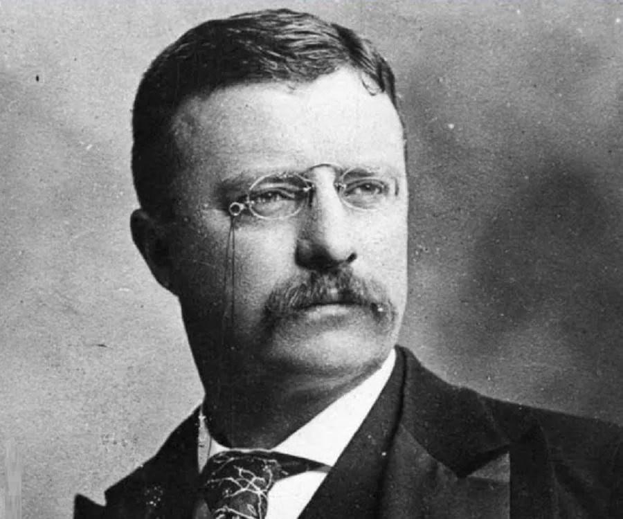 Теодор Рузвельт – 1912 год