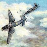 Героизм наших летчиков в боях
