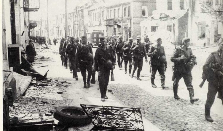 немцы в калуге