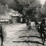 Два с половиной месяца немецкой оккупации