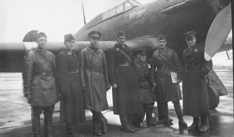 семь авиационных дивизий ВВС