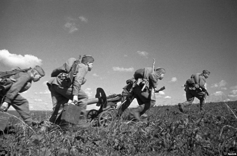 знойный июль 1943 года