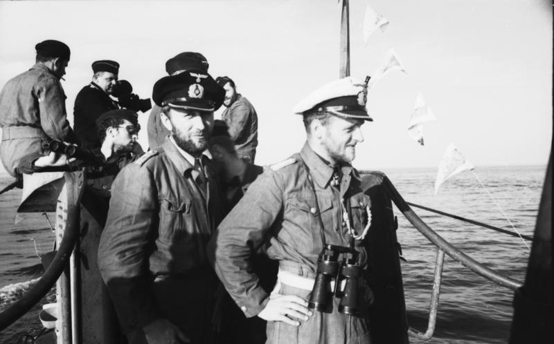 лучших подводников рейха