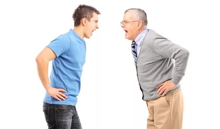 противостояния в политике отцов и детей