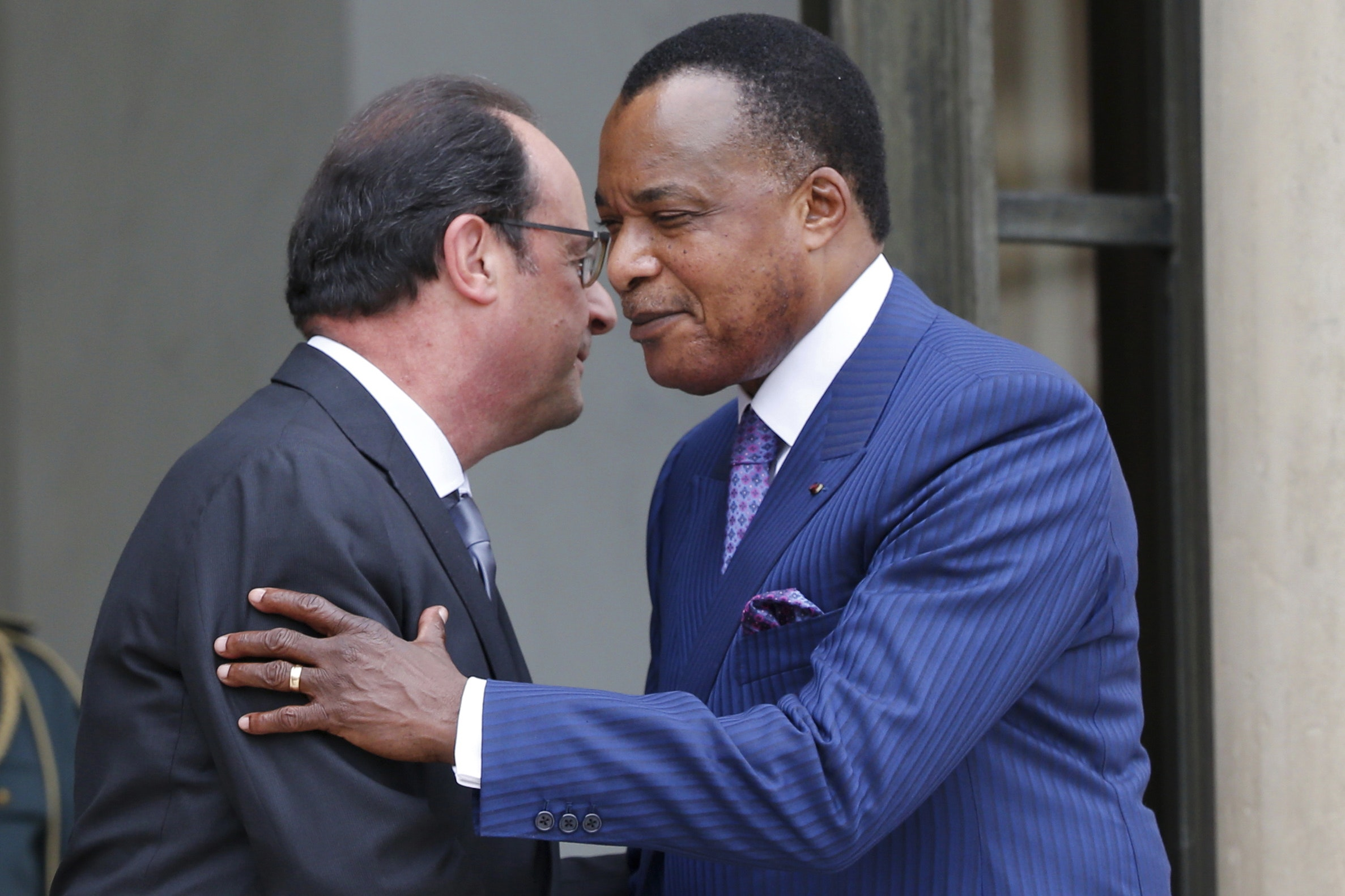 Отношение Франции к своим бывшим колониям