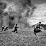 — Гранатами — огонь! В атаку—вперед!