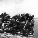 Как советские десантники форсировали Днепр