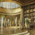 Как сгорела Александрийская библиотека