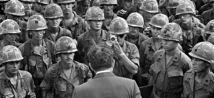 Американские войска вьетнамской войны
