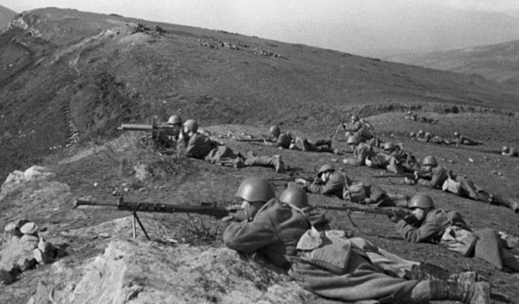 Тяжелый ноябрь 1942 года для Кавказа