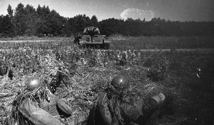 противотанковая оборона