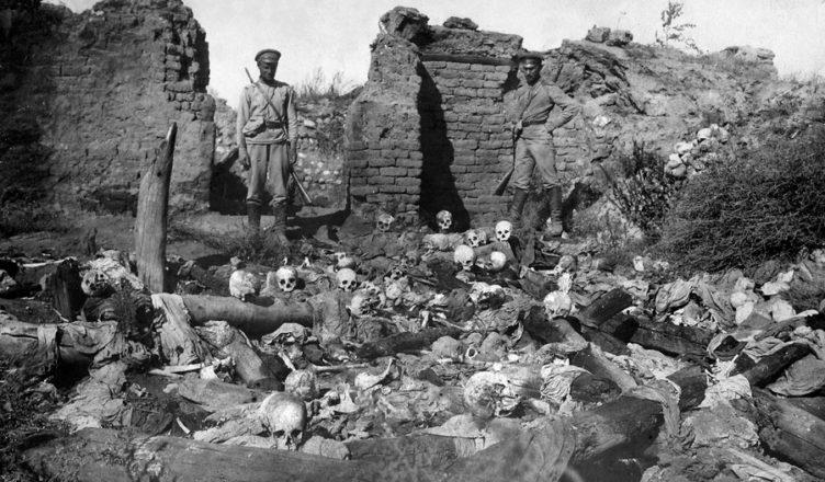Как армяне отомстили за геноцид