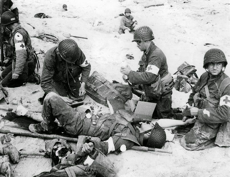 Потери США во Второй мировой войне