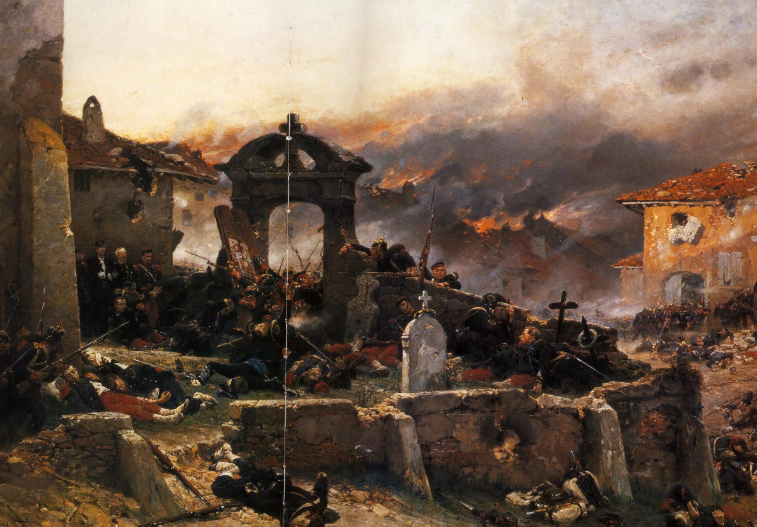 Осада Парижа во Франко-Прусской войне