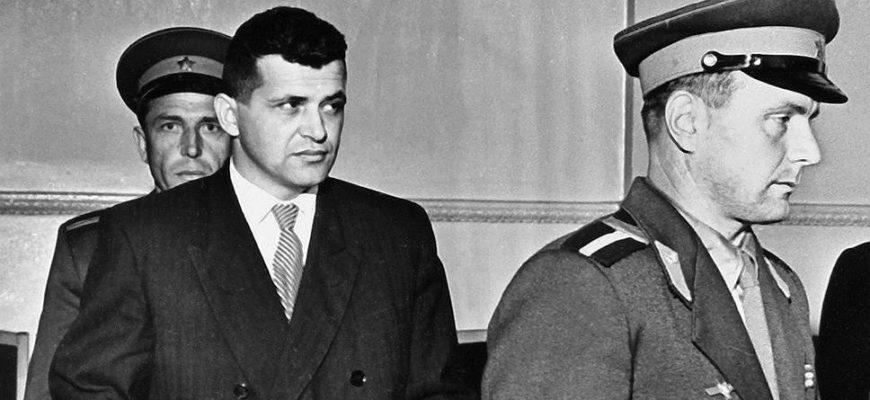 Американские шпионы в СССР