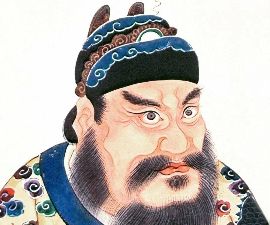 Древний Китай – император Цинь Ши хуанди (259 – 210 годы до н. э.)