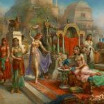 Свадьбы в Вавилоне и Месопотамии