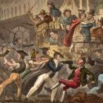 Самая большая студенческая драка в истории Оксфорда
