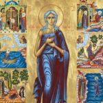Как бывшая блудница стала Святой Марией Египетской