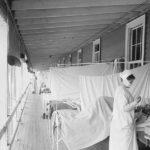 Как развивалась эпидемия испанки в Европе