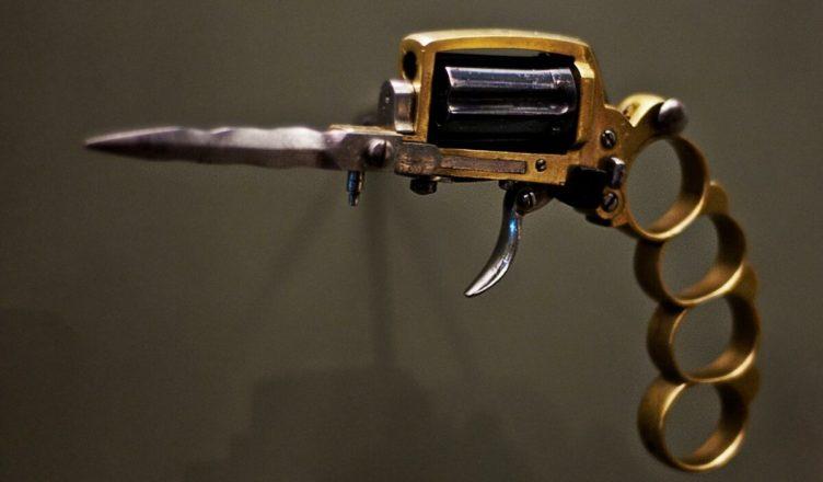 Самое необычное оружие прошлого