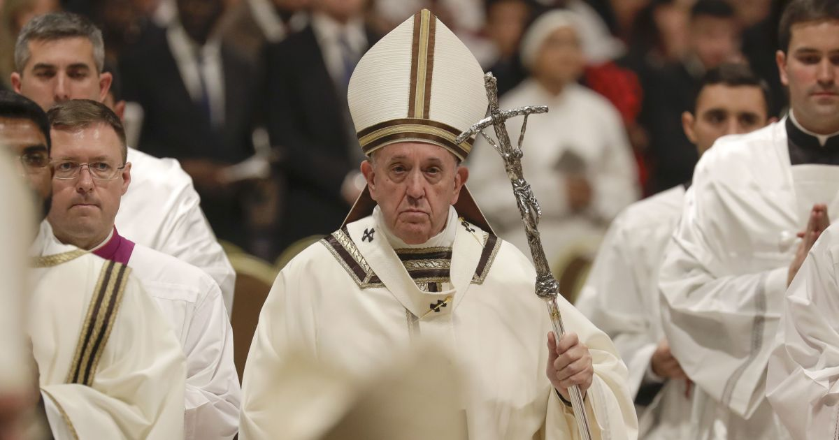 три Папы Римских