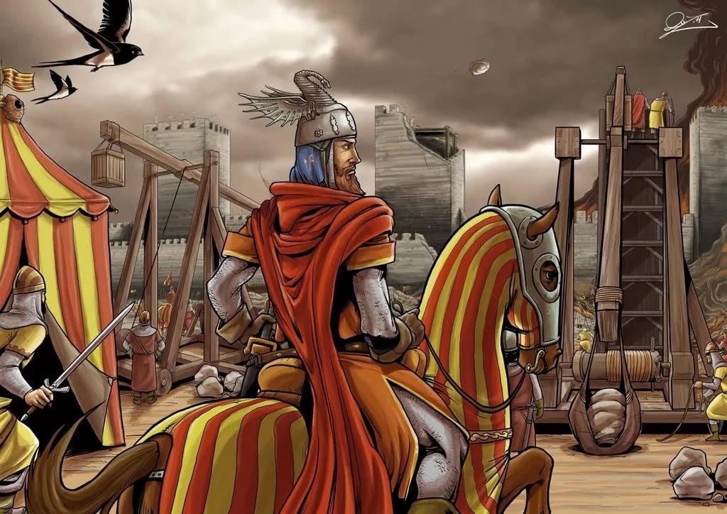 Хайме I Завоеватель из Арагона
