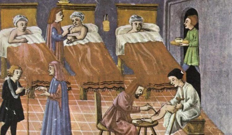 Жизнь средневекового доктора