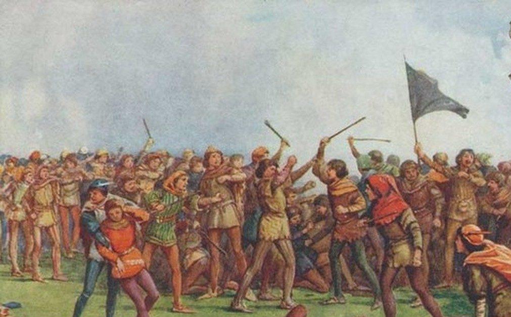. В феврале 1354 года