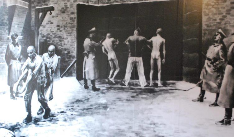 Наказания в немецких концлагерях