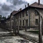Жилища в концлагере Биркенау