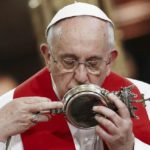 кровь Папы Римского