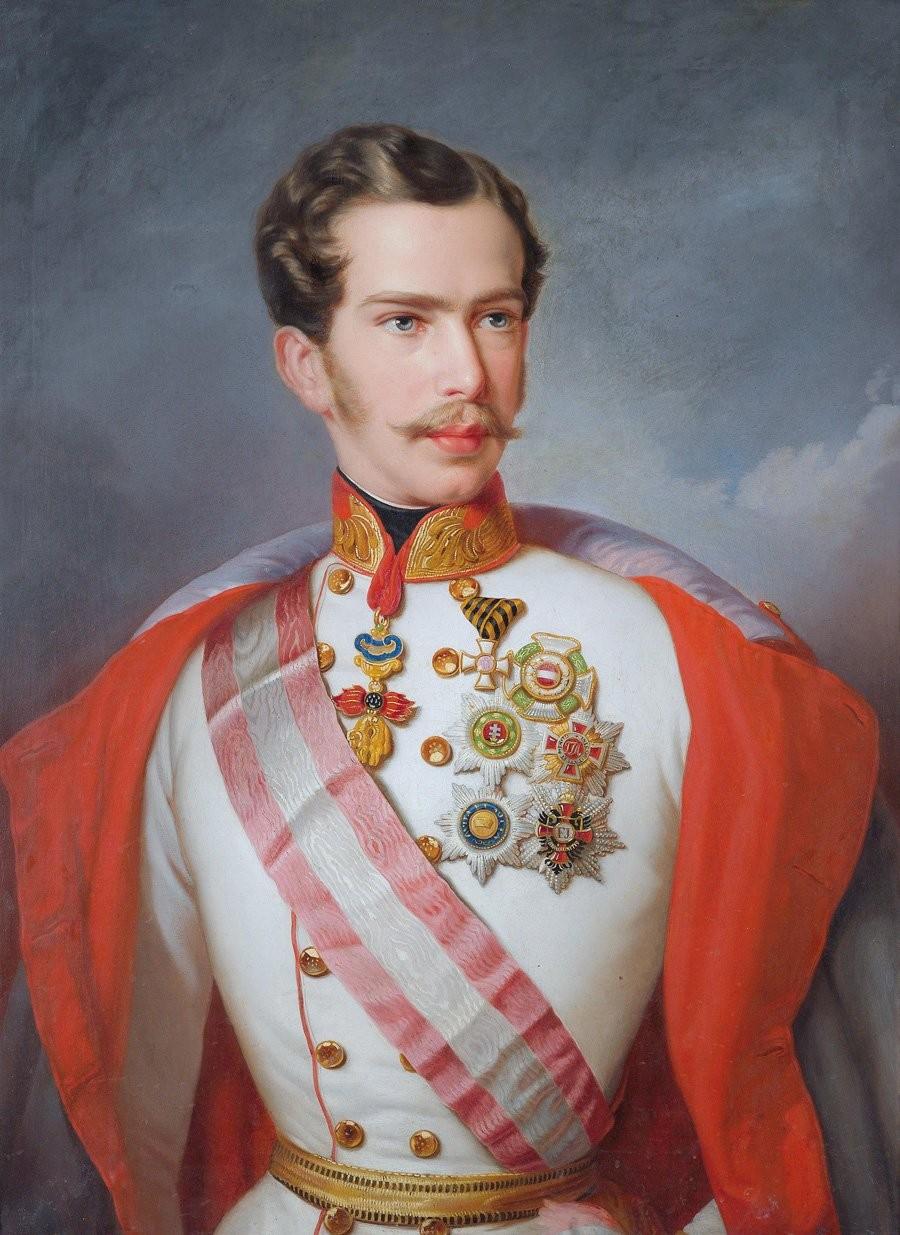 Франц Иосиф I – Австрийская империя