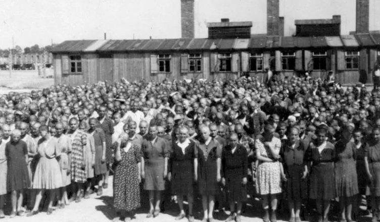 Селекция в женских концлагерях