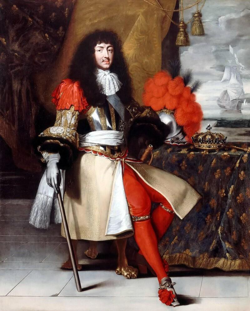 Людовик XIV – Франция