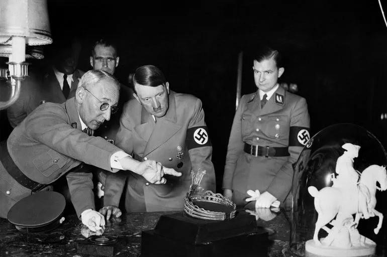 Наука нацистской Германии