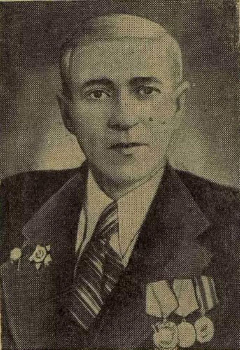 Вспоминают Е.П.Никитина и В.Ф.Машанский
