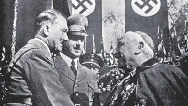 Как в гитлеровской Германии относились к священнослужителям
