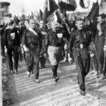 Как итальянские фашисты с помощью террора выдавили с политической арены все партии в стране