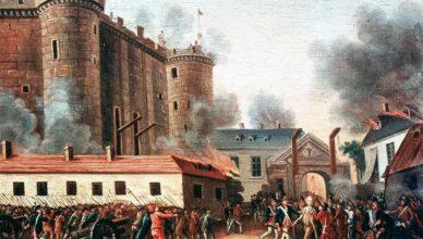 узники Бастилии