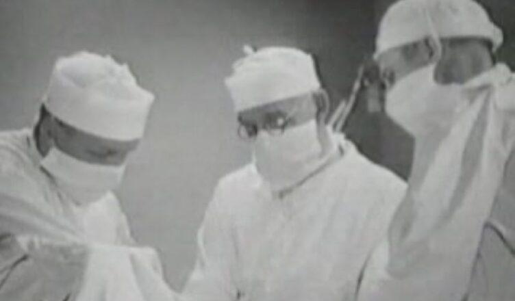 профессора П.Г. Конев, П.А. Куприянов (главный хирург Ленинградского фронта) И.С.Колесников.