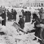 Дизентерия в Ленинграде