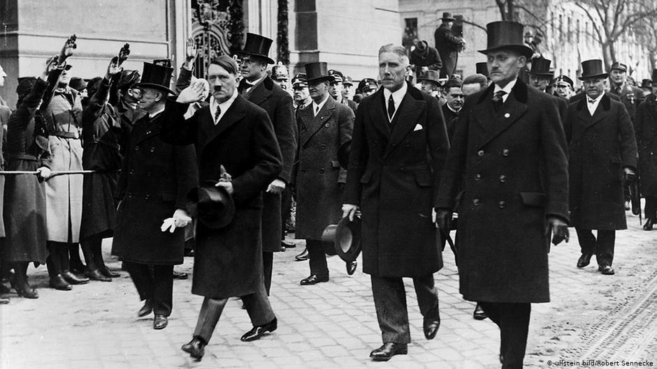 Как Гитлер относился к киноискусству