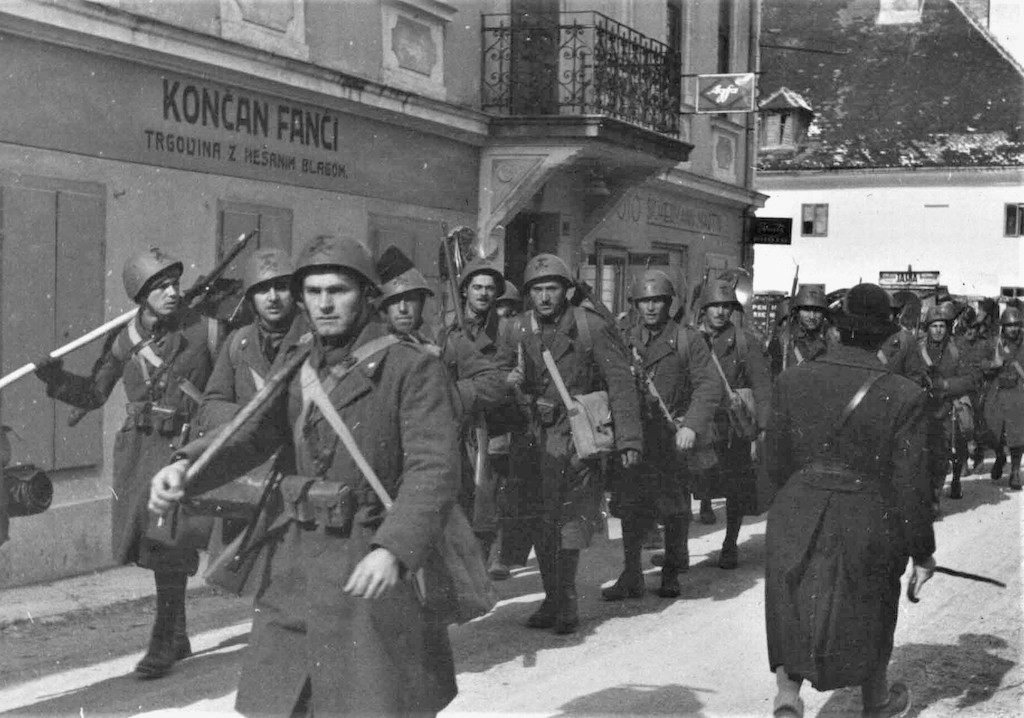 Борьба Югославии за независимость